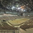 Постер, плакат: Interiors of the newly constructed Ice Arena in the Sochi Olympic Park Russia