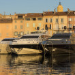 View of Saint-Tropez — Stock Photo