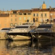 View of Saint-Tropez — Foto Stock
