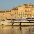 Port of Saint-Tropez, France — Stock Photo