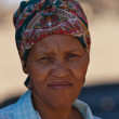 Stock Photo: Africwoman, portrait, Namibia
