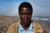 African man, Namibia — Stock Photo