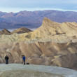 Photoshoot in Death Valley — Stock Photo