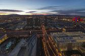 Evening in Las Vegas — Stock Photo