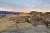 Death valley, Californië — Stockfoto