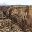Grand canyon landscape view — Stock Photo