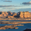 Beautiful lake Powell, Arizona — Stock Photo #19887775