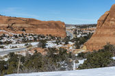 Moab Utah Highway (Utah, USA). — Stock Photo