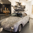 Art Car Museum, Houston, USA — Stock Photo