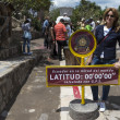 In Equator Park, Quito, Ecuador — Stock Photo #25263915