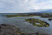 Beautiful panorama of Galapagos islands — Stock Photo