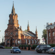Stock Photo: Holy Rosary cathedral, Vladimir, Russia