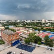 Stock Photo: Urblandscape of Nizhny Novgorod, Russia