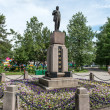 Stock Photo: Vologd- Lenin's monument