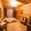 Timber suite in old russistyle — Stock Photo #26945253