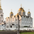 Stock Photo: Uspenskiy cathedral at Vladimir
