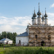 Church of Jesus' triumphal entry into Jerusalem, Suzdal, Russia — Stock Photo