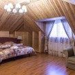Timber suite in old russistyle — Stock Photo #26945619