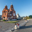 Holu Trinity church in Vladimir, Russia — Stock Photo #26945817