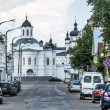 Church in Kostroma, Russia — Stock Photo
