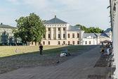 Market square in Suzdal, Russia — Stock Photo