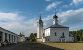 Voskresenskiy cathedral in Suzdal, Russia — Stock Photo