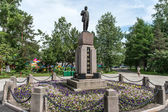 Vologda - Lenin's monument — Stock Photo