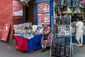 Market in Kostroma, Russia — Stock Photo