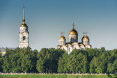 Uspenskiy cathedral in Vladimir, Russia — Stock Photo