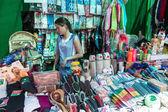 Market in Kostroma, Russia — Stock Photo