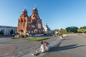 Holu Trinity church in Vladimir, Russia — Stock Photo