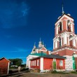 Russia, Yaroslavl region, Pereslavl. Forty Martyrs Church — Stock Photo