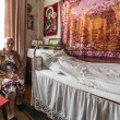 Life inside typical soviet apartment — Stock fotografie
