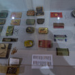 Stock Photo: Old matches collection in museum in Pereslavl, Russia