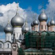 View of kremlin in Rostov town, Russia — Stock Photo #26951461