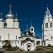Monastery at Pereslavl town, Russia — Stock Photo
