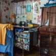 Traditional interior of typical soviet apartment — Stock Photo #26952113