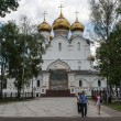 Assumption Cathedral in Yaroslavl — Stock Photo #26952319