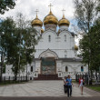 Stock Photo: Assumption Cathedral in Yaroslavl