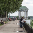 Embankment in Yaroslavl, Russia — Stockfoto