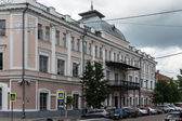 Old hotel Tsargrad in Yaroslavl, Russia — Stock Photo