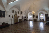 Inside the building of Rostov kremlin, Russia — Stock Photo
