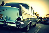 Chevrolet belair — Stock Photo