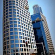 Foto de Stock  : Towers,Ramat Gan,Israel