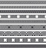 Greek pattern — Stock Vector