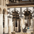 Stock Photo: Damascus big Mosque Damasco moscheUmayyad