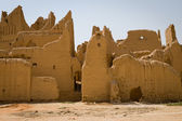 Palace in Diriyah — Stock Photo