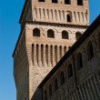 Torrechiara Castle Parma Italy — Stock Photo