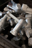 Foundry particular — Stock Photo