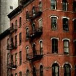 Vintage grunge image of new york city — Stock Photo #40136597